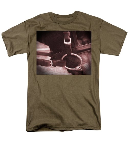 The Bit Men's T-Shirt  (Regular Fit) by Roena King