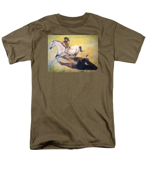 The Blessing Men's T-Shirt  (Regular Fit) by Alan Lakin