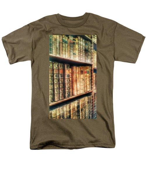 The Bookcase Men's T-Shirt  (Regular Fit)
