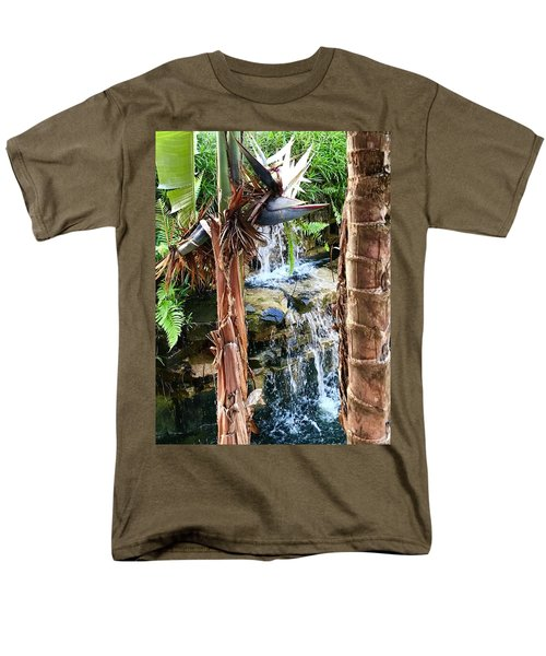 Men's T-Shirt  (Regular Fit) featuring the photograph The Choice For Life by Kicking Bear Productions