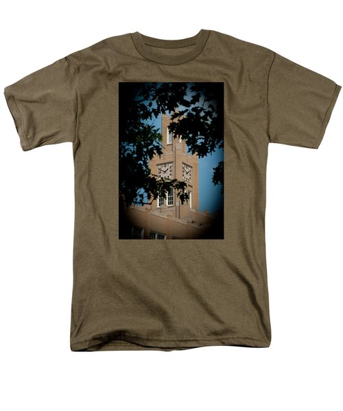 The Clock Tower Men's T-Shirt  (Regular Fit) by Mark Dodd
