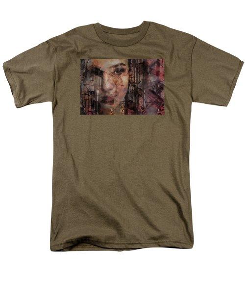 The Complexity Of Life Men's T-Shirt  (Regular Fit) by Gun Legler