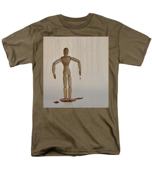 Men's T-Shirt  (Regular Fit) featuring the photograph The Curse Of Maple Tree Ancestry by Mark Fuller