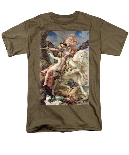 The Deliverance Men's T-Shirt  (Regular Fit) by Joseph Paul Blanc