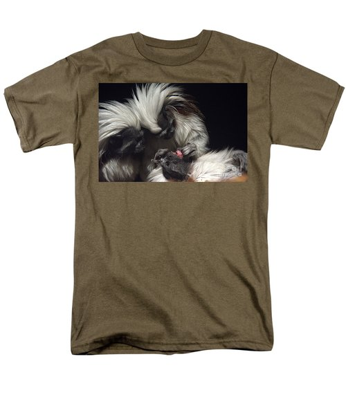 Men's T-Shirt  (Regular Fit) featuring the photograph The Dentist by Lisa L Silva