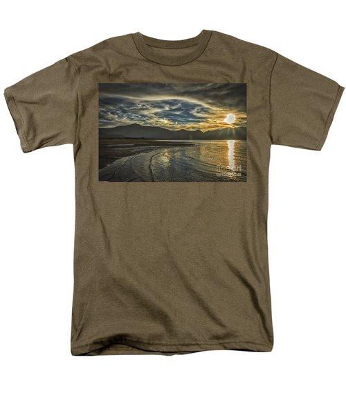 The Dog Days Of Summer Men's T-Shirt  (Regular Fit) by Mitch Shindelbower