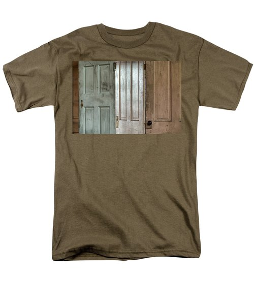 The Doors Men's T-Shirt  (Regular Fit) by Michael McGowan