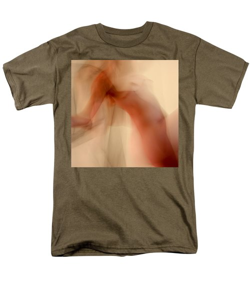Men's T-Shirt  (Regular Fit) featuring the photograph The Dreamer And The Dream by Joe Kozlowski