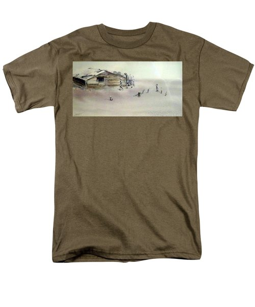 The Dustbowl Men's T-Shirt  (Regular Fit) by Ed Heaton