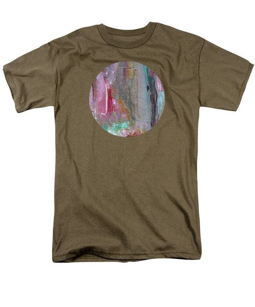 Men's T-Shirt  (Regular Fit) featuring the painting The Entrance by Mary Wolf