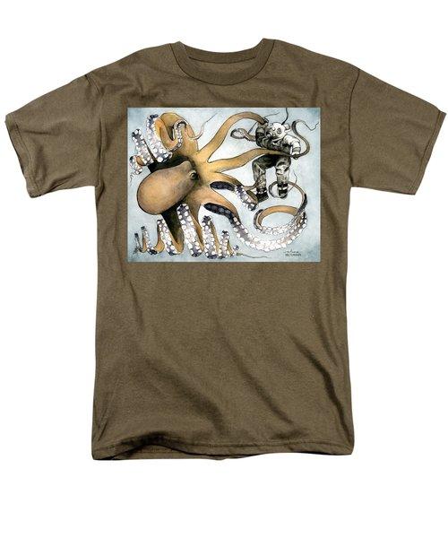 The Explorer Men's T-Shirt  (Regular Fit) by Arleana Holtzmann