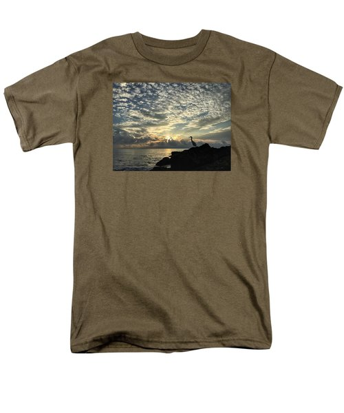 The Fisherman Men's T-Shirt  (Regular Fit)