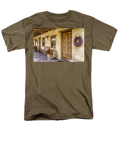 The Gage Hotel Men's T-Shirt  (Regular Fit) by Kathy Adams Clark