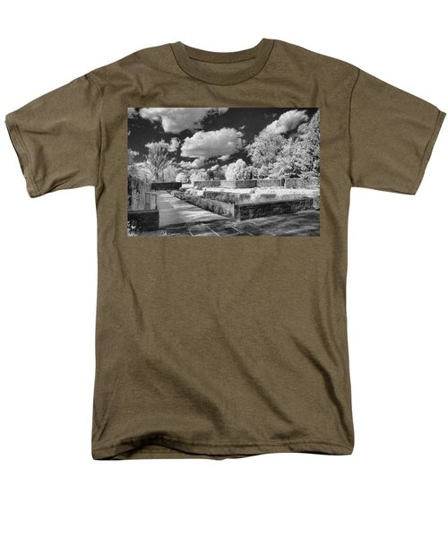 The Gardens In Ir Men's T-Shirt  (Regular Fit) by Michael McGowan