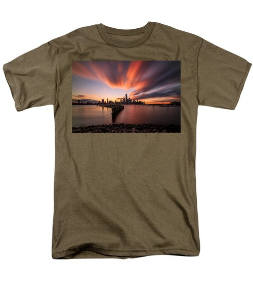 The Gift  Men's T-Shirt  (Regular Fit) by Anthony Fields