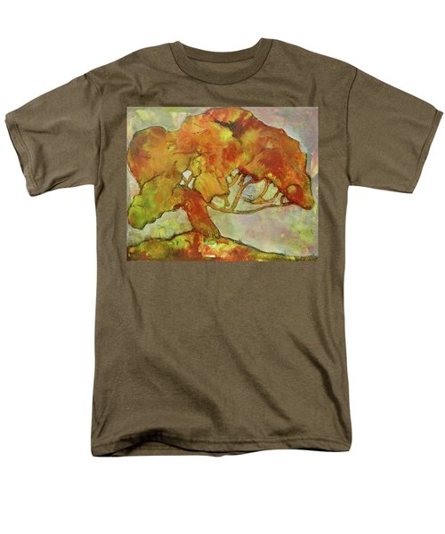 The Giving Tree Men's T-Shirt  (Regular Fit) by Terry Honstead