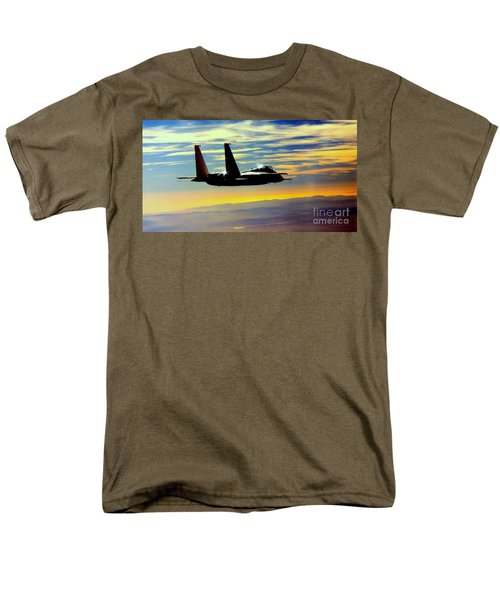 The Guardian Men's T-Shirt  (Regular Fit) by Greg Moores