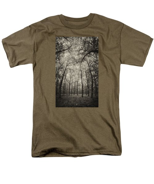 The Hands Of Nature Men's T-Shirt  (Regular Fit) by Stavros Argyropoulos