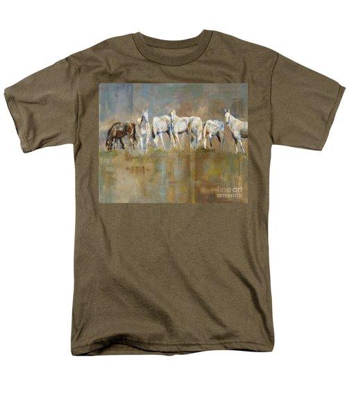 The Horizon Line Men's T-Shirt  (Regular Fit) by Frances Marino