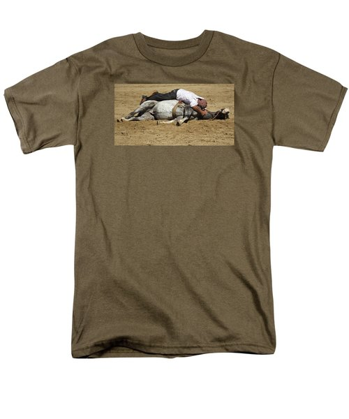 The Horse Whisperer Men's T-Shirt  (Regular Fit) by Venetia Featherstone-Witty