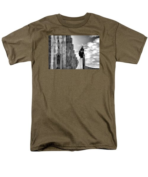 Men's T-Shirt  (Regular Fit) featuring the photograph The Leader Of Light by Rick Bragan