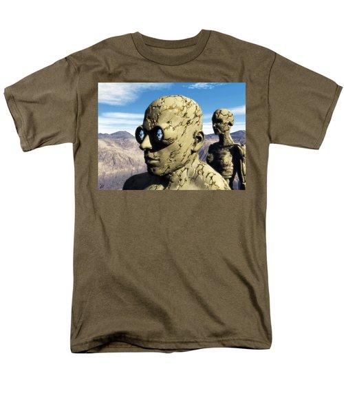 The Last Elementals Awaiting Their Doom Men's T-Shirt  (Regular Fit)