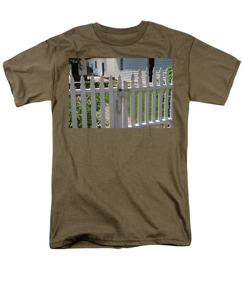 The Lock Men's T-Shirt  (Regular Fit) by Eric Liller