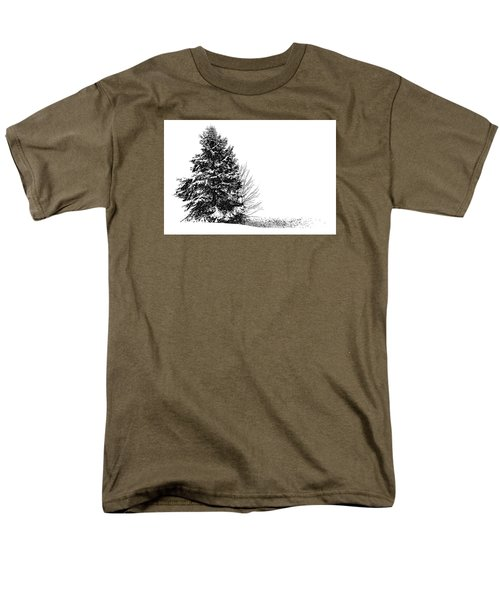 The Lone Pine Men's T-Shirt  (Regular Fit) by Jim Rossol