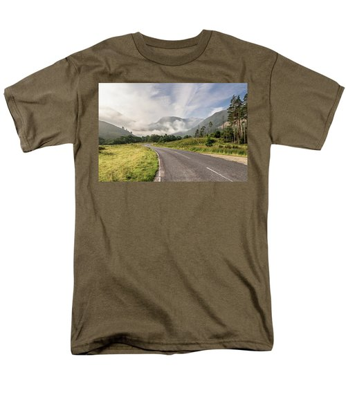 The Magic Morning Men's T-Shirt  (Regular Fit) by Sergey Simanovsky