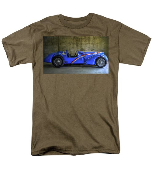 The Million Franc Car Men's T-Shirt  (Regular Fit) by Josh Williams