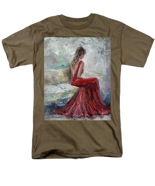 The Moment Men's T-Shirt  (Regular Fit) by Jennifer Beaudet