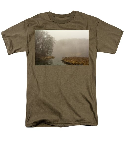 The Morning After Men's T-Shirt  (Regular Fit) by Angelo Marcialis
