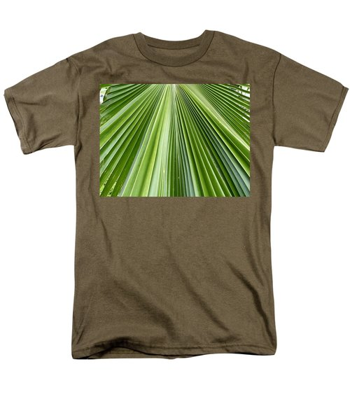 The Nature Of My Abstraction Men's T-Shirt  (Regular Fit) by Russell Keating