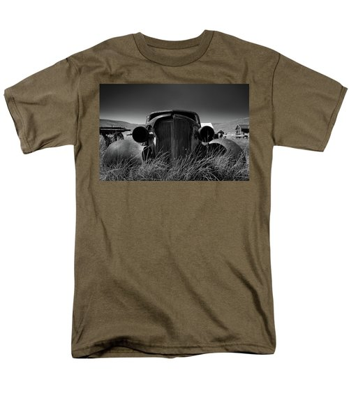 The Old Buick Men's T-Shirt  (Regular Fit) by Marius Sipa