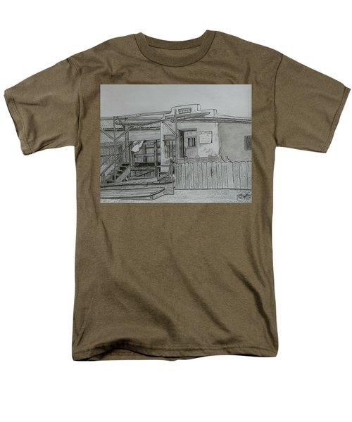 The Old  Jail  Men's T-Shirt  (Regular Fit)