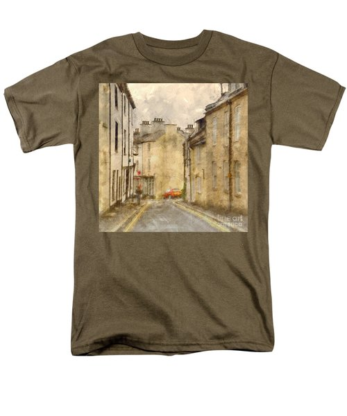 The Old Part Of Town Men's T-Shirt  (Regular Fit) by LemonArt Photography