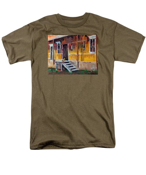 The Old Warehouse Men's T-Shirt  (Regular Fit) by Jim Phillips