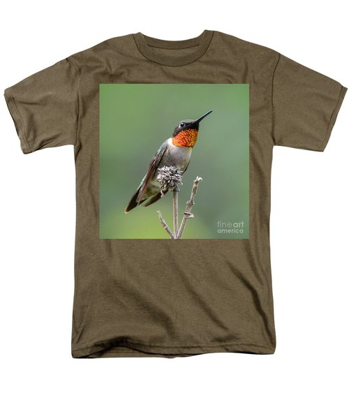 The Perfect Lookout Men's T-Shirt  (Regular Fit) by Amy Porter