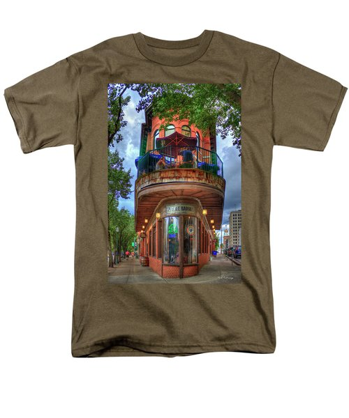 The Pickle Barrel Chattanooga Tn Men's T-Shirt  (Regular Fit) by Reid Callaway