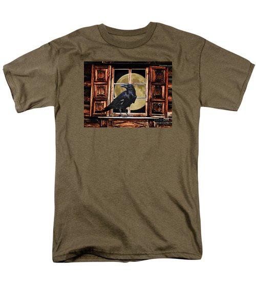 The Raven Men's T-Shirt  (Regular Fit) by Suzanne Handel