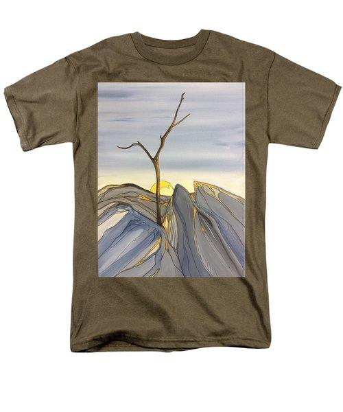 The Rock Garden Men's T-Shirt  (Regular Fit)