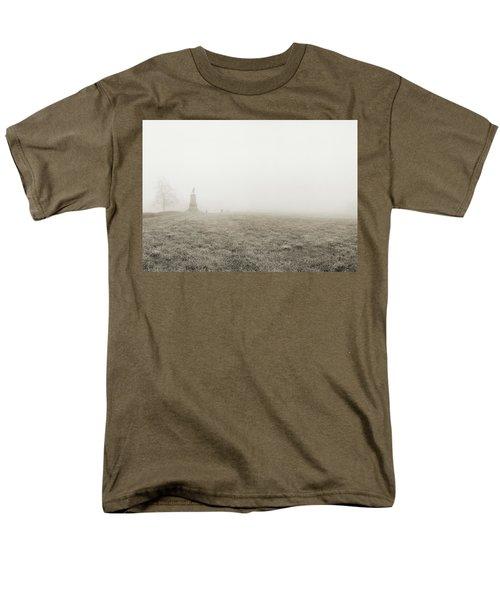 The Running Man Men's T-Shirt  (Regular Fit) by Jan W Faul