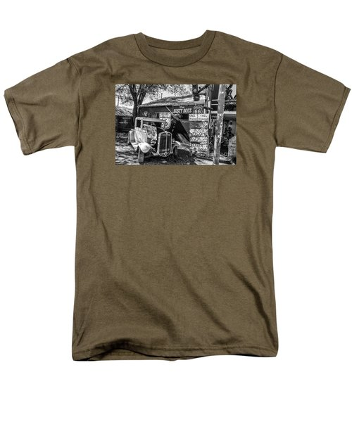 The Rusty Bolt Men's T-Shirt  (Regular Fit) by Anthony Sacco