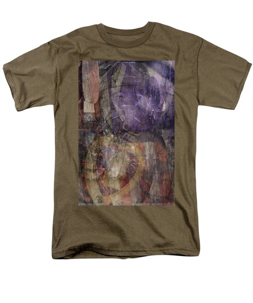 Sacrifice  Men's T-Shirt  (Regular Fit) by Mary Ward