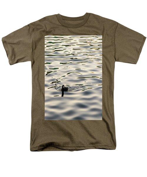 The Simple Life Men's T-Shirt  (Regular Fit) by Alex Lapidus