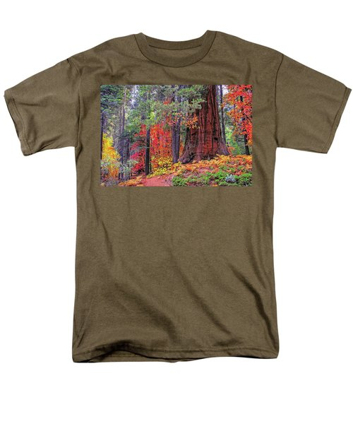 The Small And The Mighty Men's T-Shirt  (Regular Fit) by Lynn Bauer