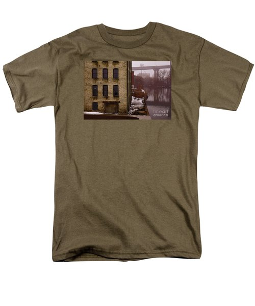 The South Bank Men's T-Shirt  (Regular Fit) by David Blank
