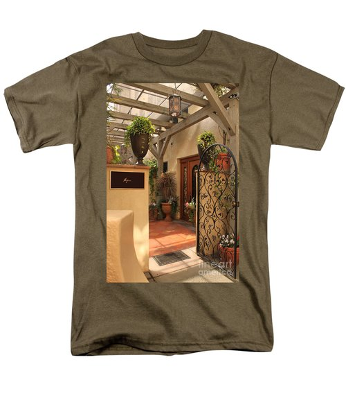 The Spa Men's T-Shirt  (Regular Fit) by James Eddy