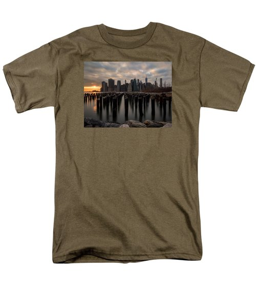 The Sticks Men's T-Shirt  (Regular Fit) by Anthony Fields