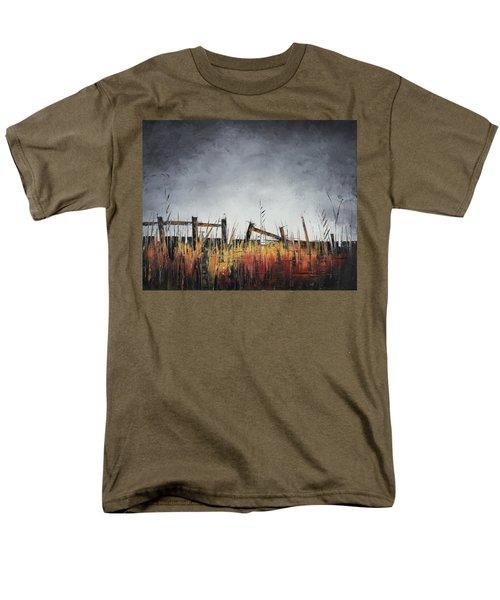 The Stories Were Left Untold Men's T-Shirt  (Regular Fit) by Carolyn Doe